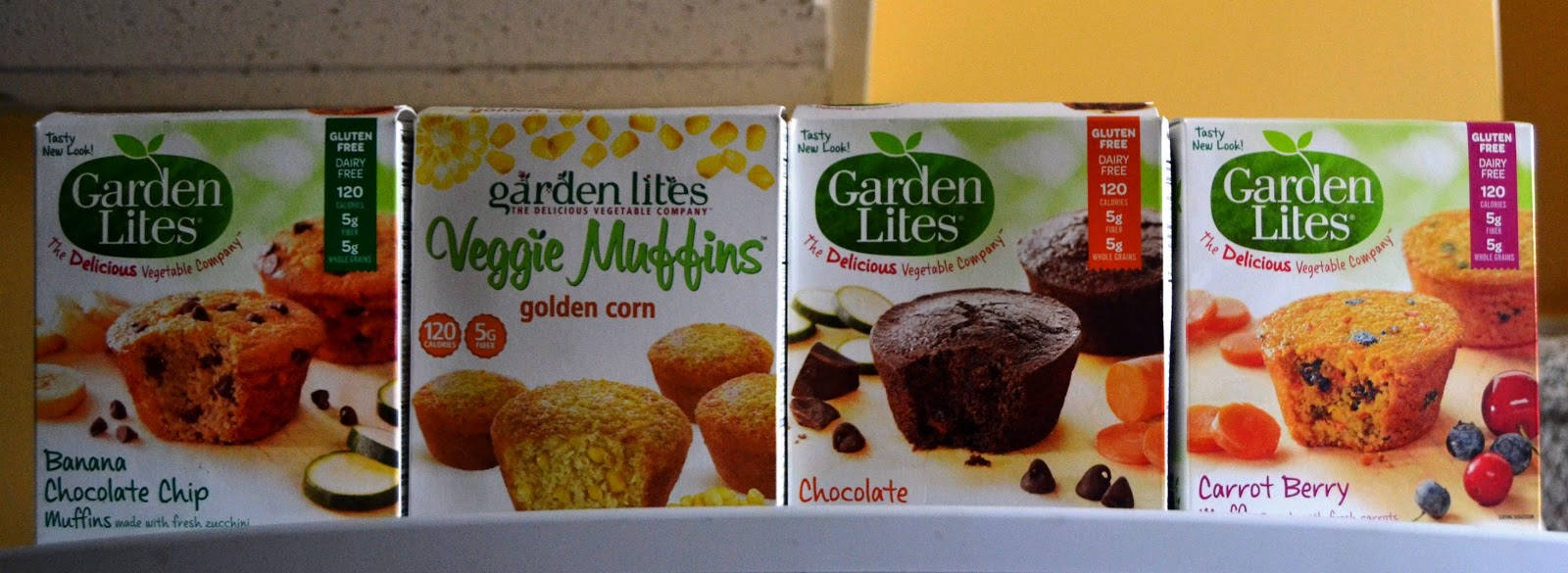 New food products review the nutritionist reviews - Garden lites blueberry oat muffins ...