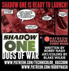 SHADOW ONE: DOGS OF WAR