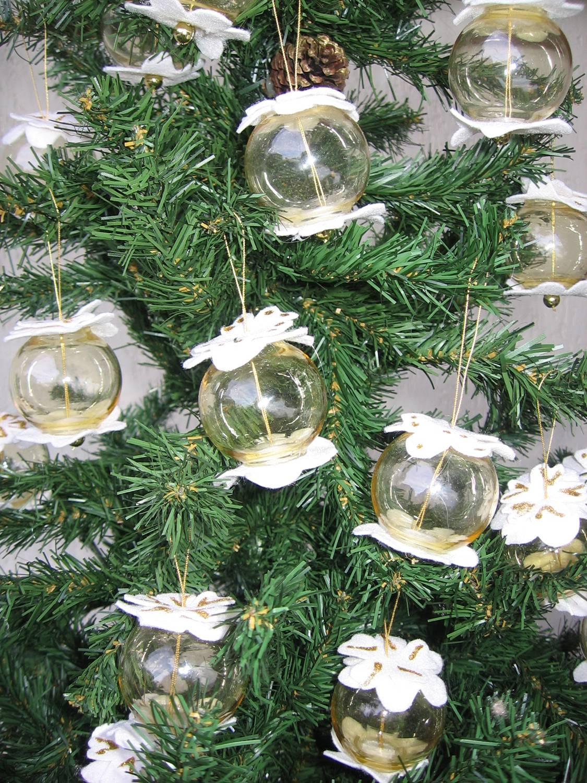 A me piace cosi 39 natale palline in vetro quelle che for Lampadario palline vetro