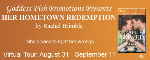 Her Hometown Redemption Blog Tour