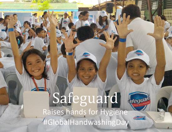 GLOBAL HANDWASHING DAY 2015 IN DAVAO CITY