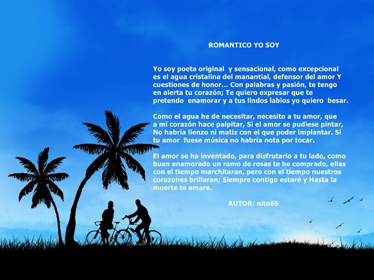 ROMANTICO YO SOY