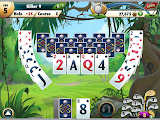 Fairway Solitaire Gameplay 1