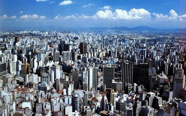 São Paulo, qyteti më i madh i Amerikës Latine