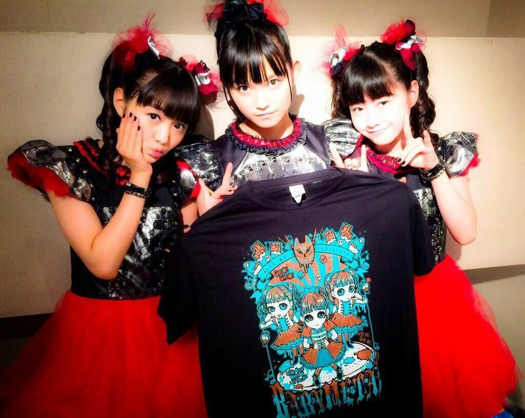 BABYMETAL FAN: Babymetal T-shirts