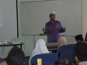 Program bersama DBKL di Masjid Negara