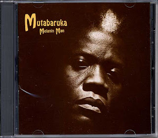 Mutabaruka - Melanin Man