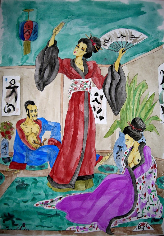 Mujeres japonesas 21-1-92
