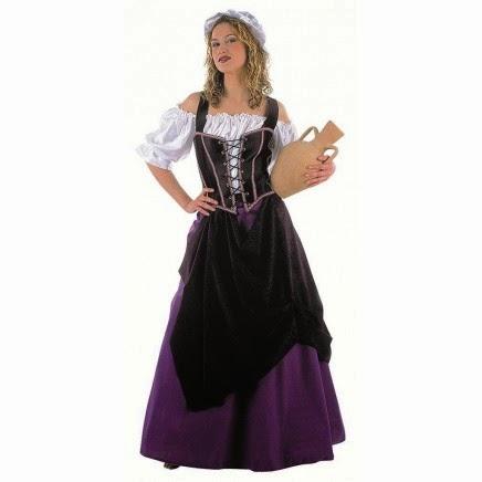 Disfraz de Tabernera Medieval