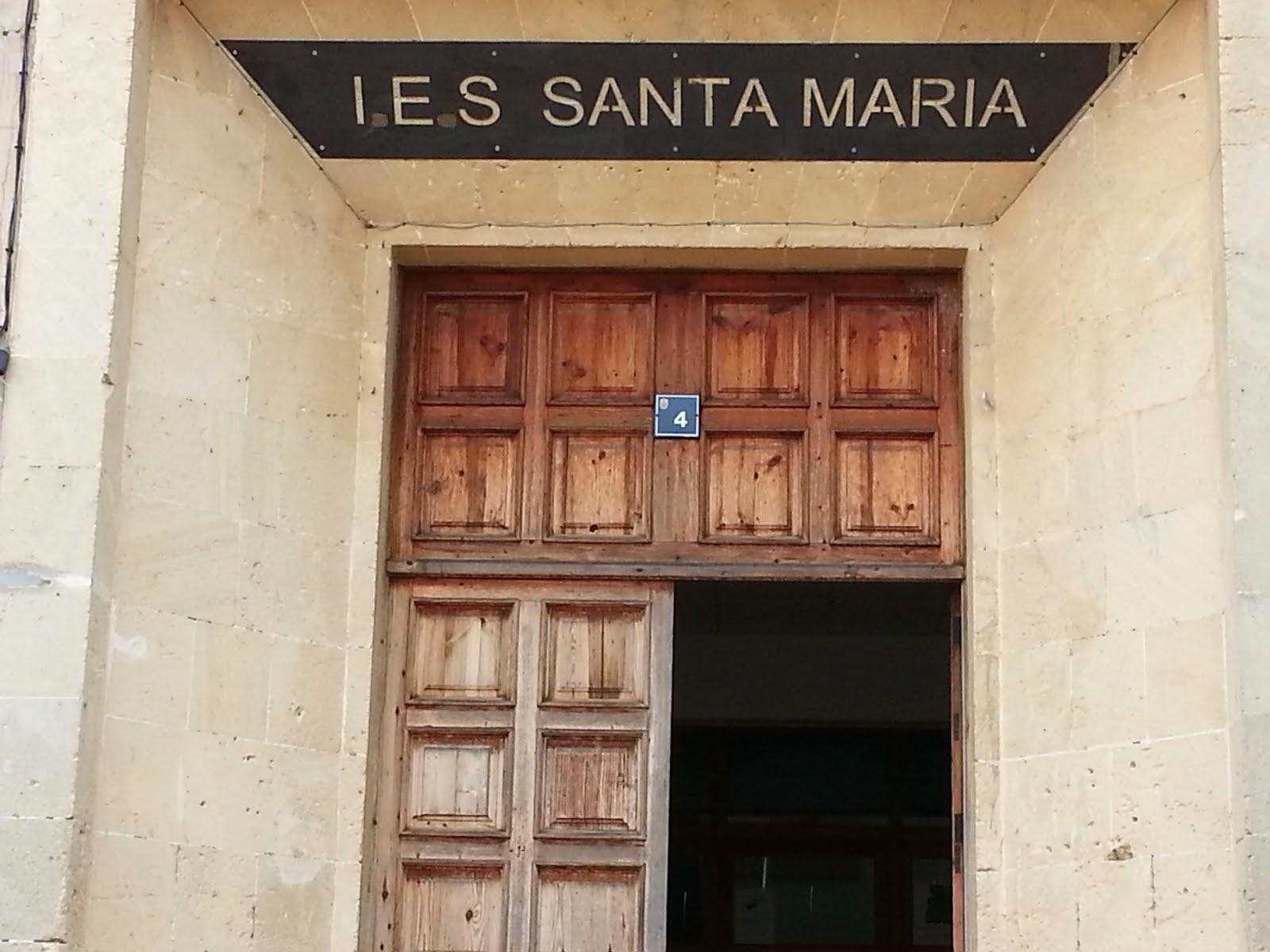 IES SANTA MARIA DEL CAMÍ