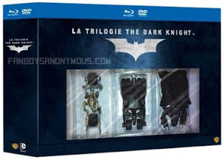 Win Dark Knight Trilogy Box Set