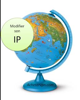 changer adresse IP