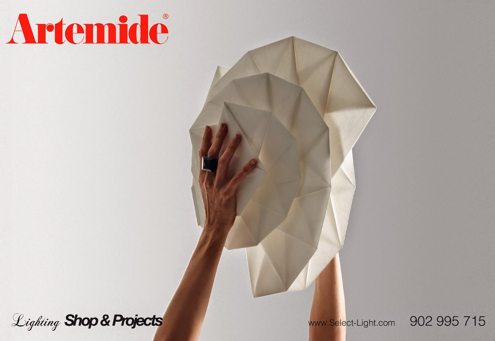 IN-EI By Artemide. Issey Miyake