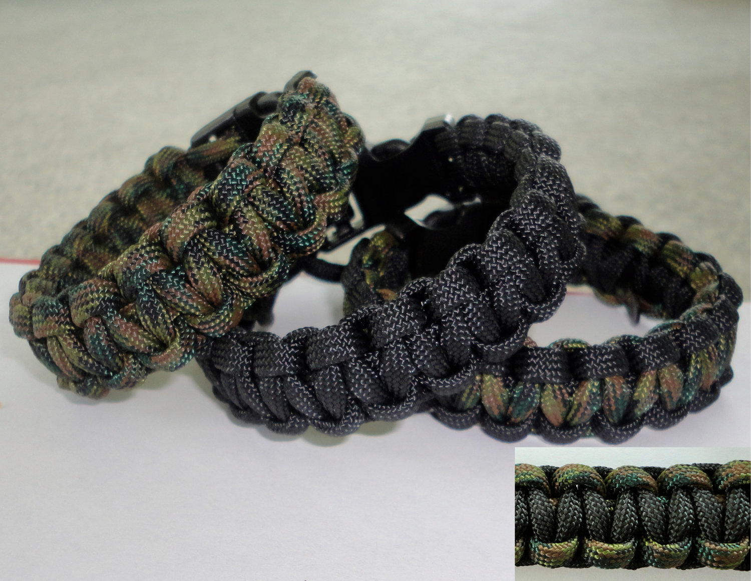 Cool paracord projects 550 survival bracelets and more for Paracord wallpaper