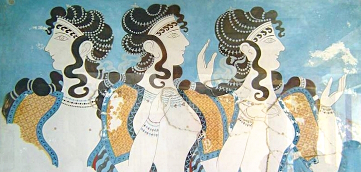 DNA Reveals Origin of Crete's Ancient Minoan People