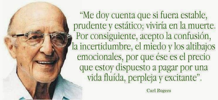 Carl Rogers.- Psicoterapia