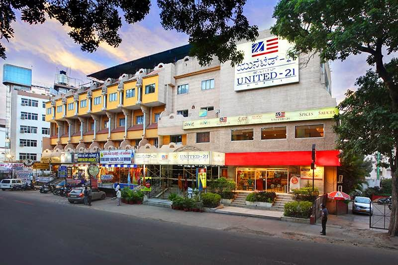 United-21, Mysore