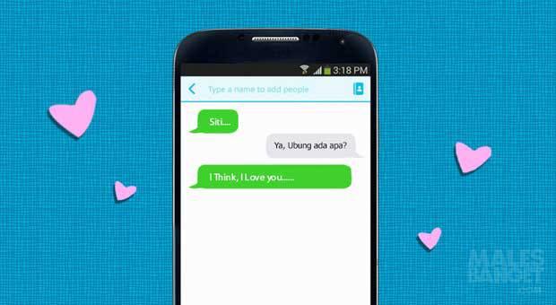 Tips-Tips Cara Nembak Cewek Via Chat