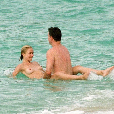 having sex in the ocean