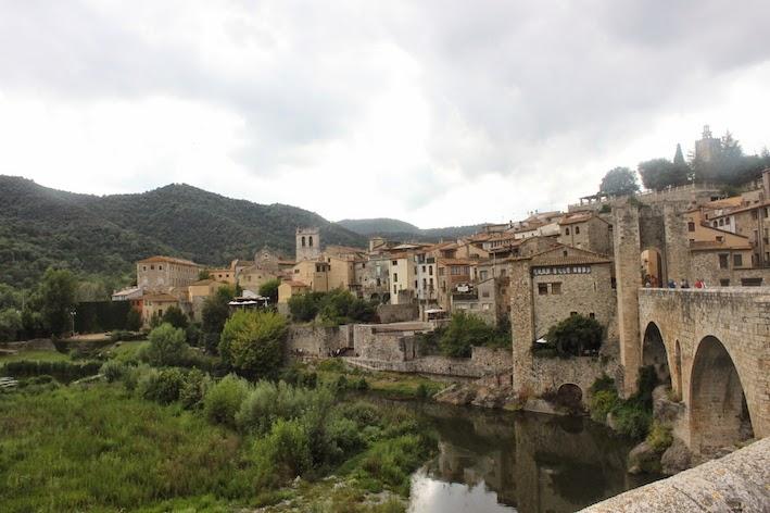 Besalú-Cataluña