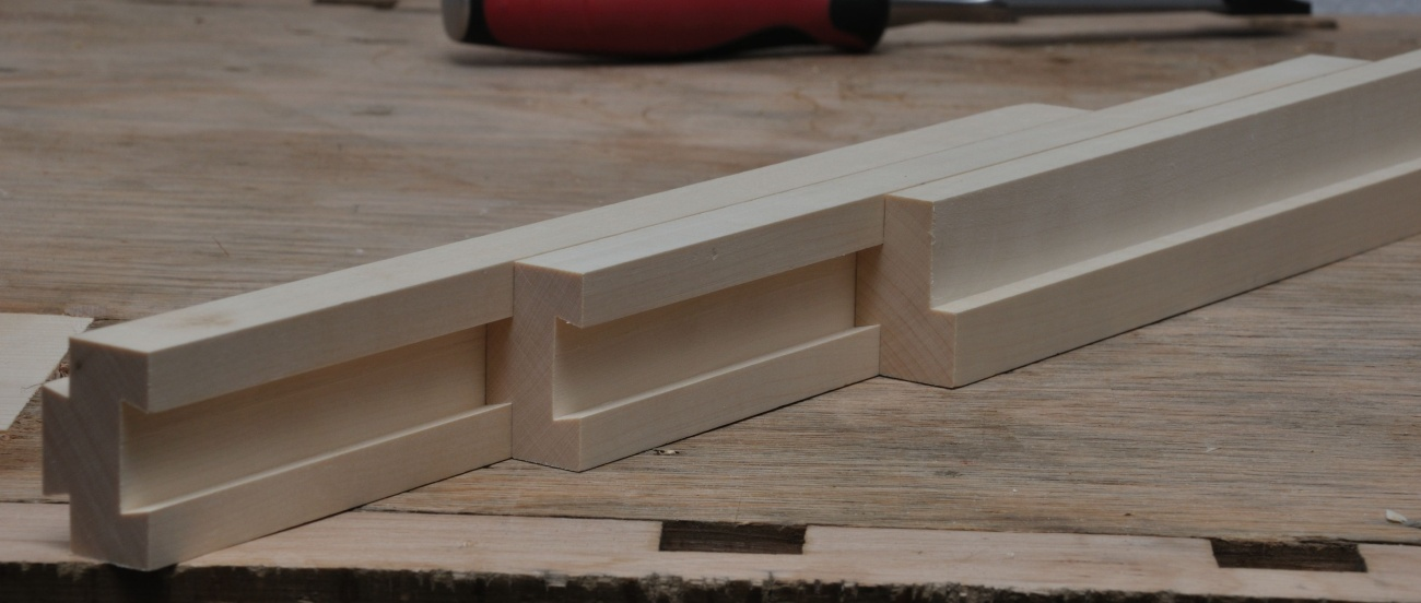 Holz Notizen Lesestutze Ausziehbar