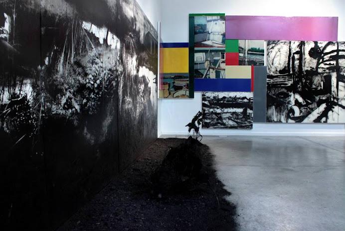 UADE art - Riachuelo. Entre la bruma y el resplandor