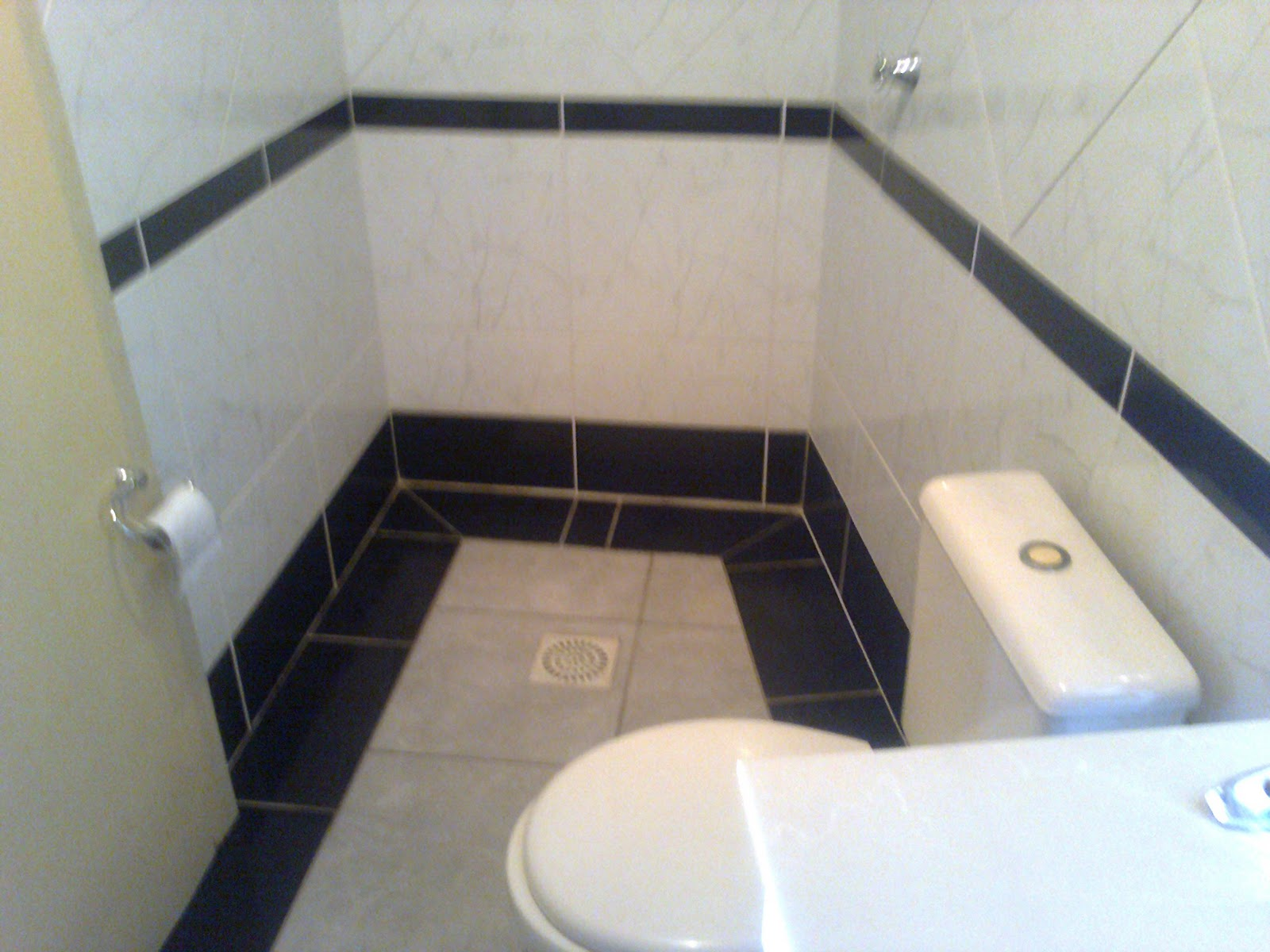 Banheiro simples #41495B 1600x1200 Azulejo Banheiro Simples