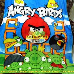 Harga Selimut Angry Bird 160×200. Kamar Tidur. Rumah Tan Jual