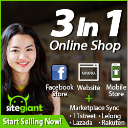 Malaysia's Successful Online Sellers Are Using SiteGiant