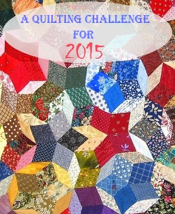 A Quilting Challenge for 2015