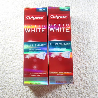 Colgate Optic White Plus Shine