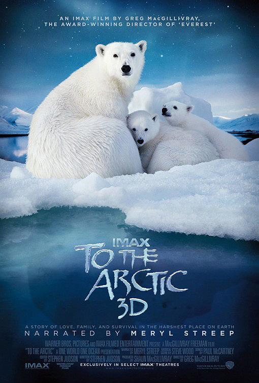 Sinopsis: Documental Sobre La vida de los osos polares en el Ártico