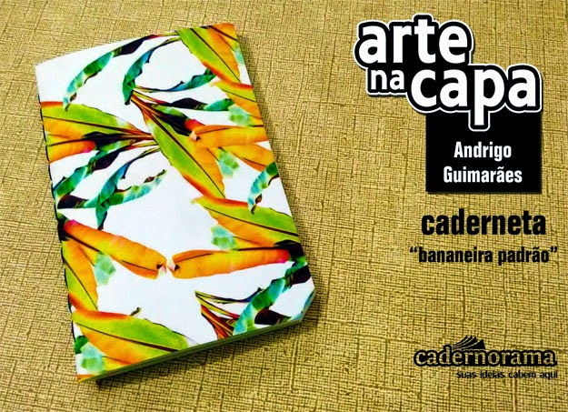 Arte na capa Andrigo Guimarães