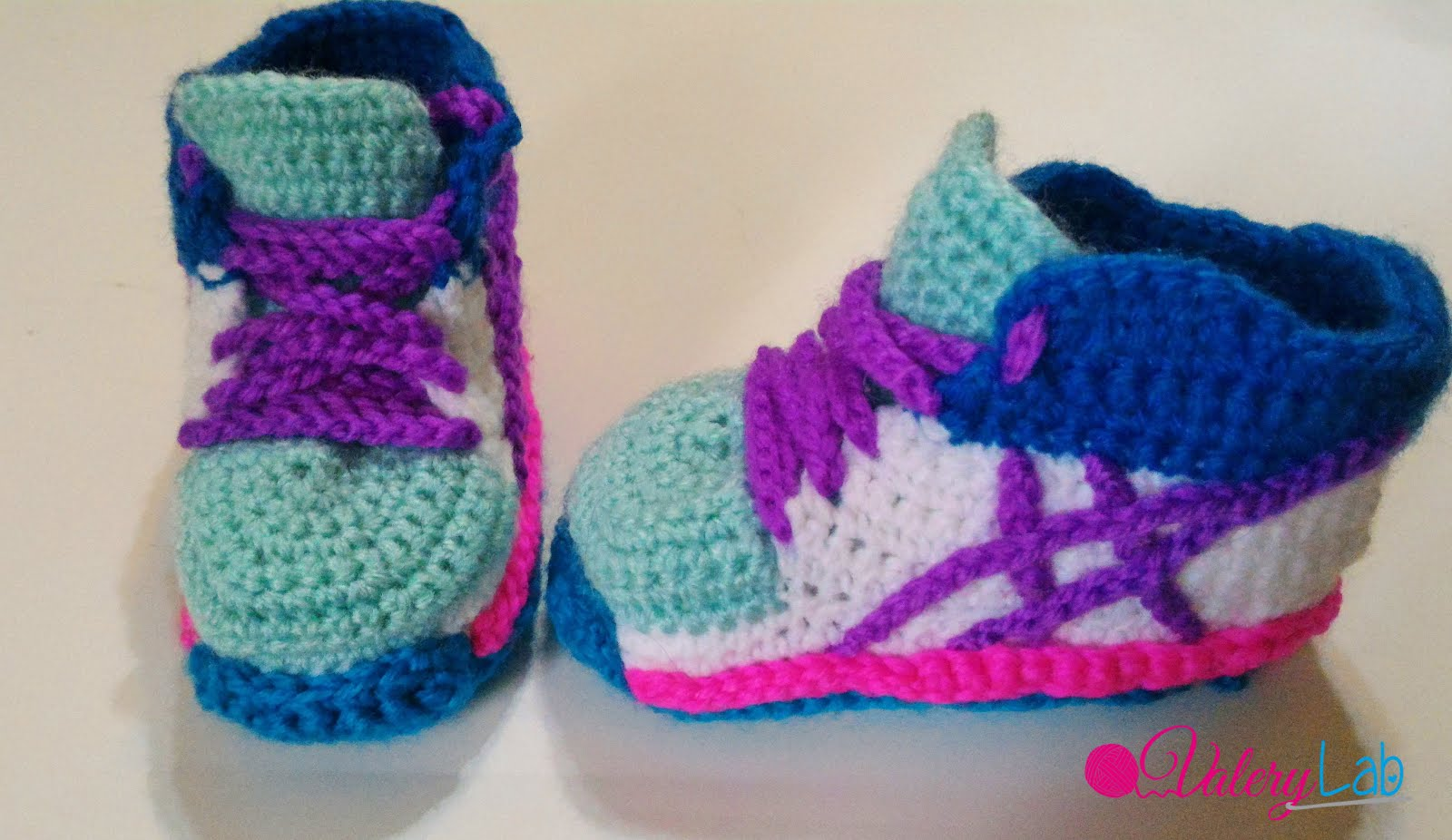 Volleyball Baby Shoes