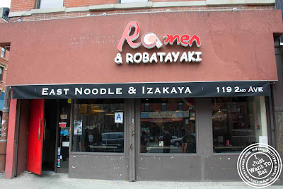 Image of East Noodle and Izakaya in the East Village NYC, New York