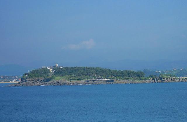 Peninsula de la Magdalena en Santander
