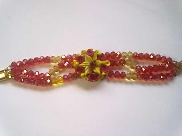 lamasa crystal bracelet