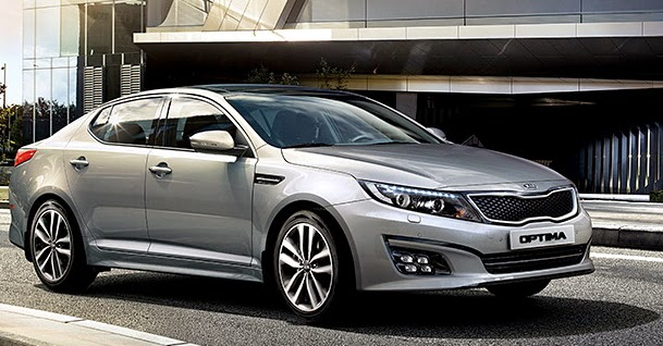 Spesifikasi KIA All New Optima