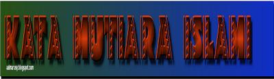 kumpulan kata-kata mutiara islam terbaru