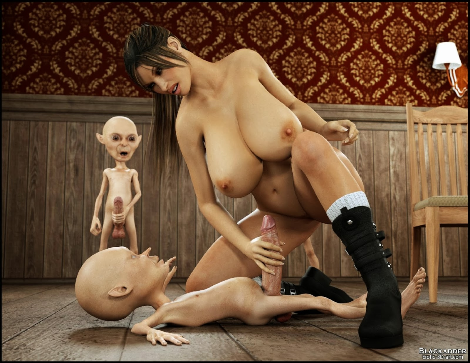 Lara croft porn3d sexy photo