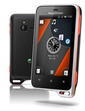 Sony Ericsson Xperia Active : Review & Price of Rugged Android Phone