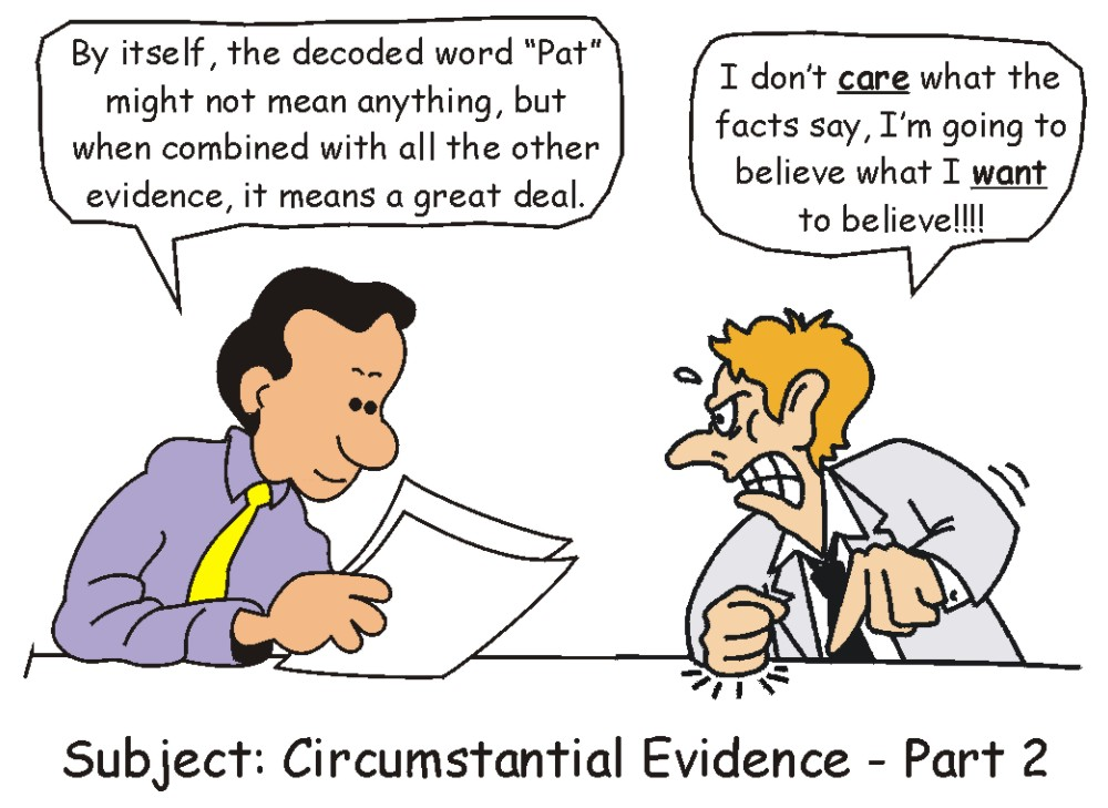 circumstantial evidence cartoon