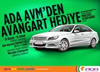 Ada-AVM-Çekiliş-Kampanyası-Ada-AVM-Mercedes-C-180-Çekilişi