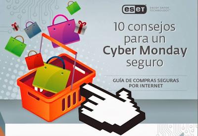 10 Consejos para un Cyber Monday seguro, ESET, ESET Latinoamérica, Antivirus, Amenazas informáticas, Comercio electrónico