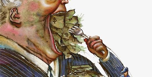 ambição, ganância, dinheiro, avareza