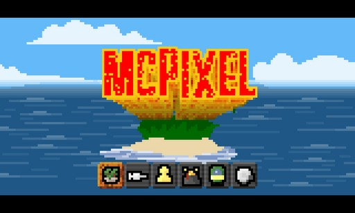 Download McPixel v1.1.2 Android Apk Full