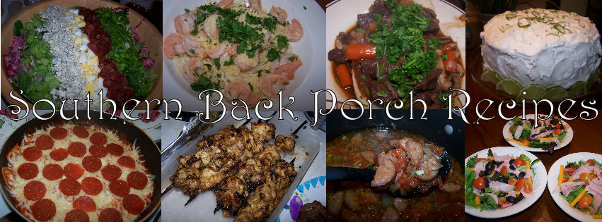 Southern Back Porch Recipes