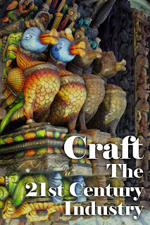 Indian Craft - The 21st century industry