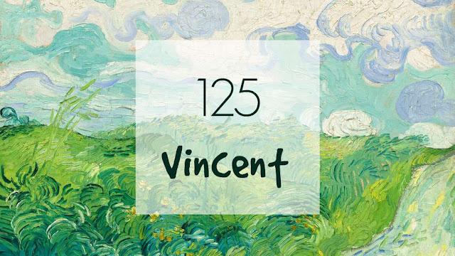 125 Aniversario de la muerte de Vincent Van Gogh