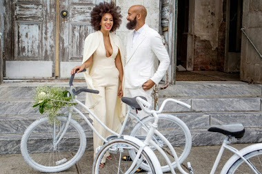 COVER STORY: Solange is Married! Check Out Her Cool and Chic Wedding Photos